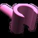 LEGO Dark Pink Minifig Hand