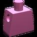 LEGO Dark Pink Minifig Torso (88476)
