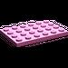 LEGO Dark Pink Plate 4 x 6