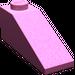 LEGO Dark Pink Slope 1 x 3 (25°)
