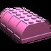 LEGO Dark Pink Trunk Lid 4 x 6