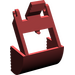 LEGO Dark Red Crane Grab Jaw