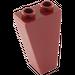 LEGO Dark Red Slope 1 x 2 x 3 (75°) Inverted (2449)