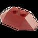 LEGO Dark Red Wedge 2 x 4 Triple (47759)