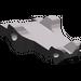 LEGO Dark Stone Gray Animal Dragon Head