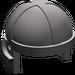 LEGO Dark Stone Gray Aviator Hat