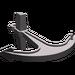 LEGO Dark Stone Gray Boat Anchor