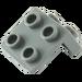 LEGO Dark Stone Gray Bracket 1 x 2 - 2 x 2 (21712 / 44728)