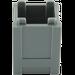 LEGO Dark Stone Gray Container 2 x 2 x 2 Crate (61780)
