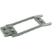 LEGO Dark Stone Gray Horse Hitching (2397)