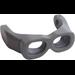 LEGO Dark Stone Gray Minifig Cap Aviator Goggles (28970 / 30170)
