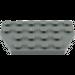 LEGO Dark Stone Gray Plate 4 x 6 without Corners (32059)