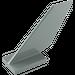 LEGO Dark Stone Gray Shuttle Tail 2 x 6 x 4 (6239)