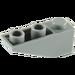 LEGO Dark Stone Gray Slope 1 x 3 (25°) Inverted (4287)