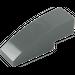 LEGO Dark Stone Gray Slope 1 x 3 Curved (50950)
