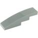 LEGO Dark Stone Gray Slope 1 x 4 Curved (11153 / 61678)