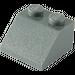 LEGO Dark Stone Gray Slope 45° 2 x 2 (3039)