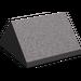LEGO Dark Stone Gray Slope 45° 2 x 2 Double (3043)