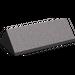 LEGO Dark Stone Gray Slope 45° 2 x 4 Double