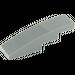 LEGO Dark Stone Gray Slope Curved 4 x 1 (11153 / 61678)