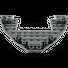 LEGO Dark Stone Gray Stern 12 x 10 (47404)