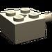 LEGO Dark Tan Brick 2 x 2 with Pin and Axlehole