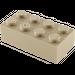 LEGO Dark Tan Brick 2 x 4 (3001)
