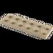 LEGO Dark Tan Plate 2 x 6 (3795)