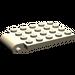 LEGO Dark Tan Plate 4 x 5 Trap Door Curved Hinge (30042)