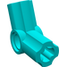 LEGO Dark Turquoise Angle Connector #5 (112.5º) (32015)