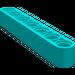 LEGO Dark Turquoise Beam 7 (32524)