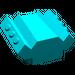 LEGO Dark Turquoise Rear 2 x 2 Motor Block (30601)