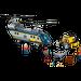 LEGO Deep Sea Helicopter Set 60093