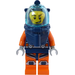 LEGO Diver Minifigure