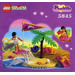 LEGO Dolphin Show Set 5845