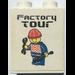 LEGO Duplo Brick 1 x 2 x 2 with Sticker without Bottom Tube (4066)