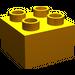 LEGO Earth Orange Duplo Brick 2 x 2 (3437)
