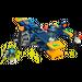 LEGO El Fuego's Stunt Plane Set 70429
