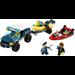 LEGO Elite Police Boat Transport Set 60272