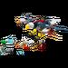 LEGO Eris' Fire Eagle Flyer Set 70142