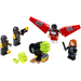 LEGO Falcon & Black Widow Team-Up Set 40418