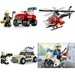 LEGO Fire and Police Product Collection Set 66117