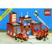 LEGO Fire House-I Set 6385