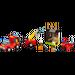 LEGO Fire Patrol Suitcase Set 10740