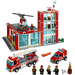 LEGO Fire Station Set 60004