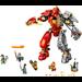 LEGO Fire Stone Mech Set 71720