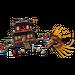 LEGO Fire Temple Set 2507