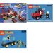 LEGO Fire Value Pack Set