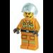 LEGO Firefighter Pilot Minifigure