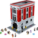 LEGO Firehouse Headquarters  Set 75827